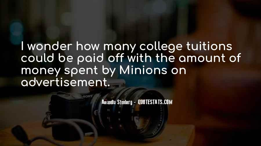 Quotes About Minions #362404