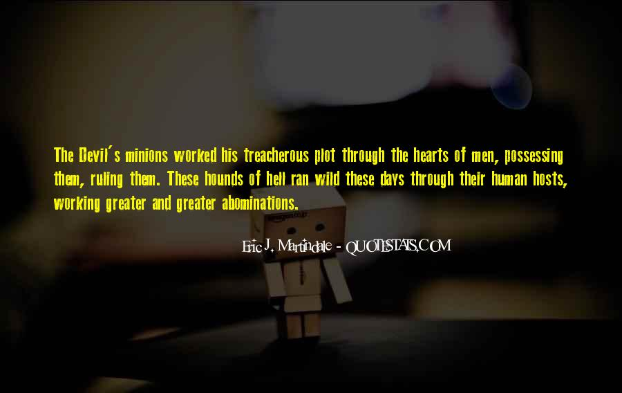 Quotes About Minions #520741