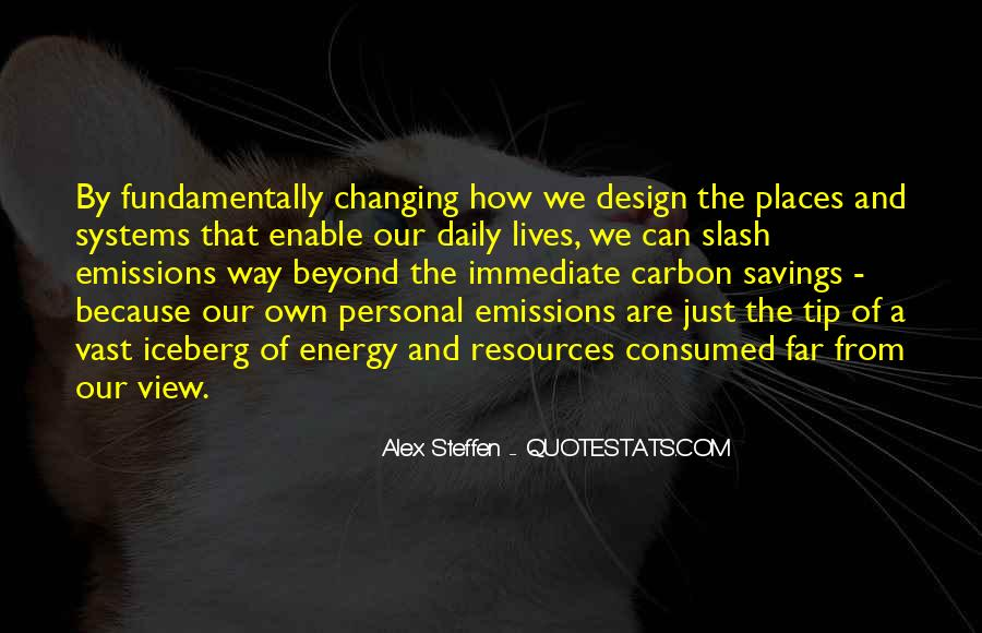 Quotes About Places Changing You #1245125