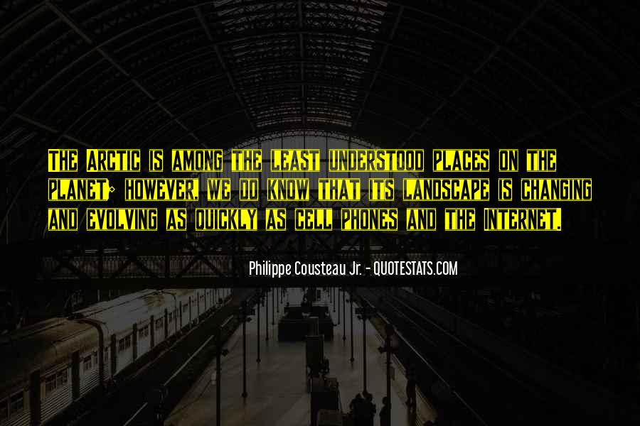 Quotes About Places Changing You #446385