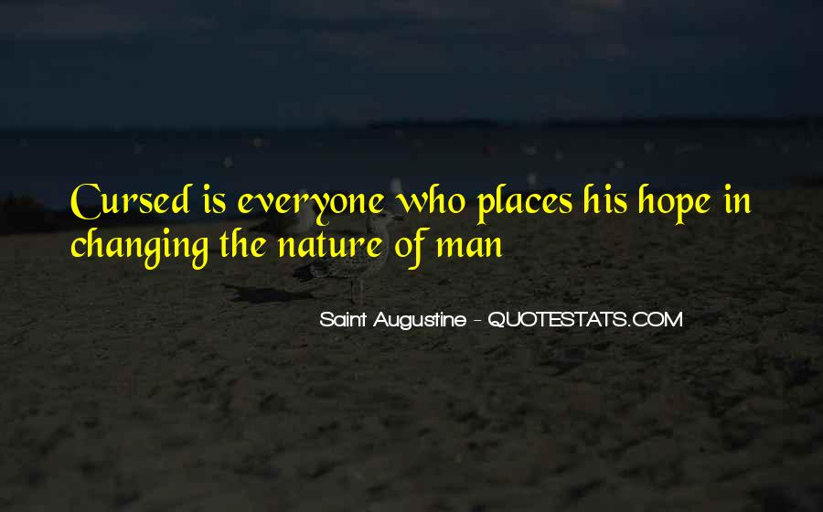 Quotes About Places Changing You #651207