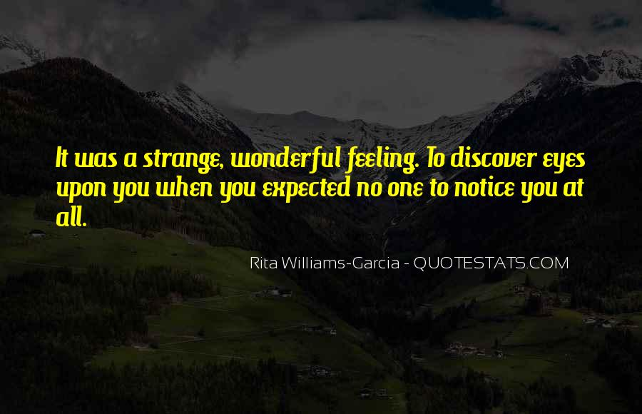 Quotes About Places Changing You #710251