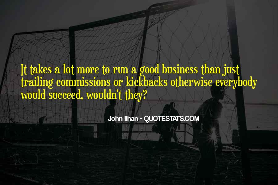 Quotes About Running Your Own Business #11017