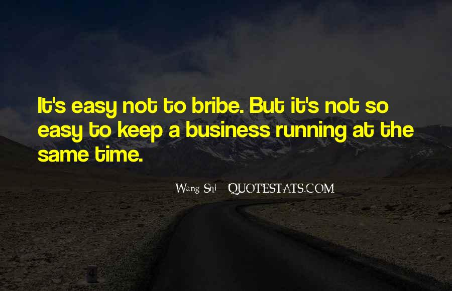 Quotes About Running Your Own Business #142887