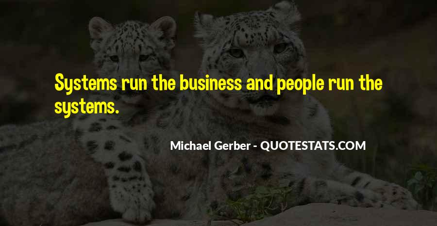 Quotes About Running Your Own Business #183319
