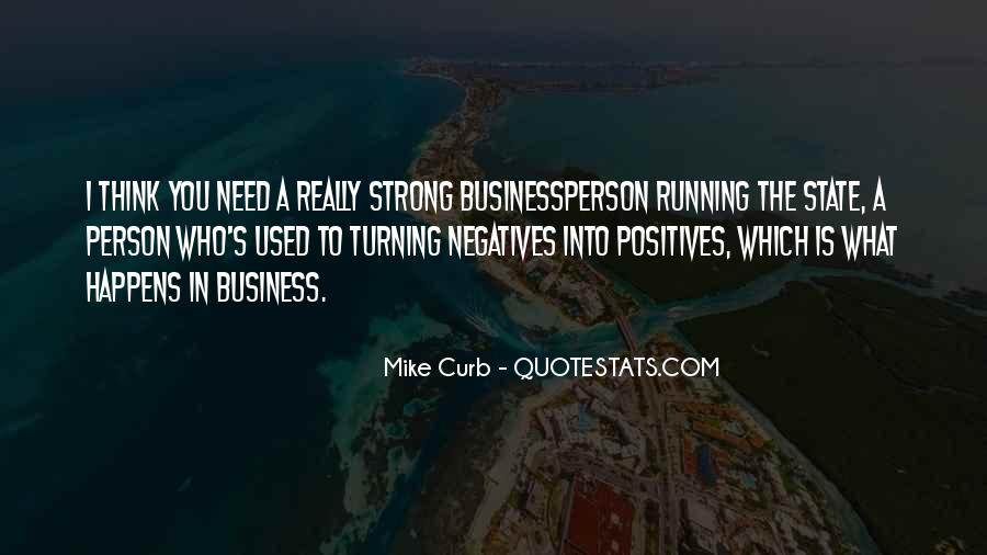 Quotes About Running Your Own Business #201636