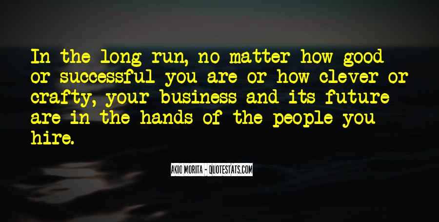Quotes About Running Your Own Business #210625
