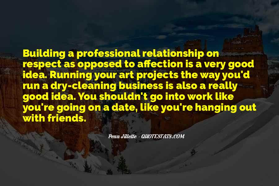Quotes About Running Your Own Business #227425