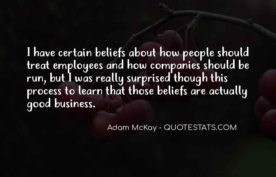 Quotes About Running Your Own Business #45970