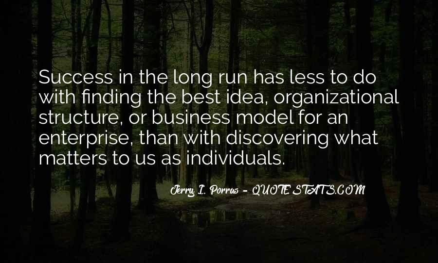 Quotes About Running Your Own Business #93812