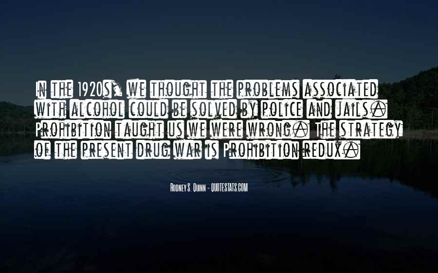 Quotes About Prohibition 1920s #479780