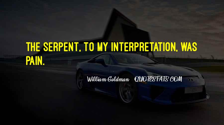 Quotes About Interpretation Of The Bible #1078263