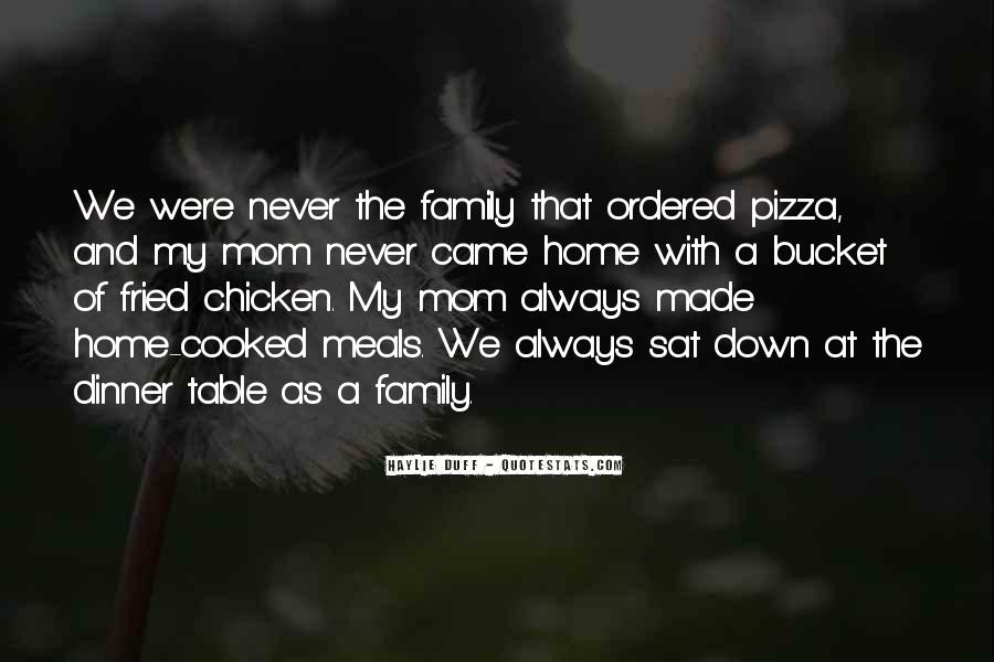 Quotes About Pizza For Dinner #591085