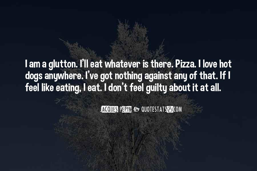 Quotes About Pizza And Love #1792832