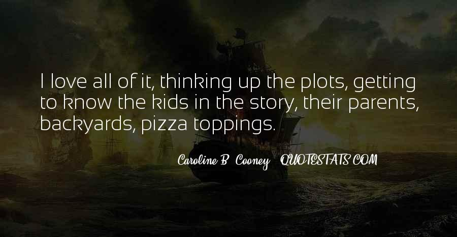 Quotes About Pizza And Love #1813286