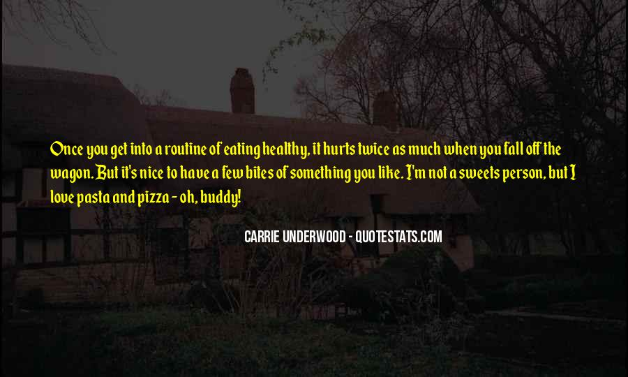 Quotes About Pizza And Love #843123