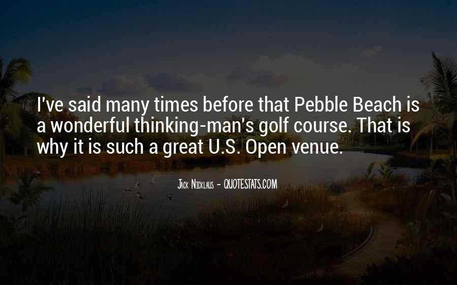 Quotes About Venue #26787