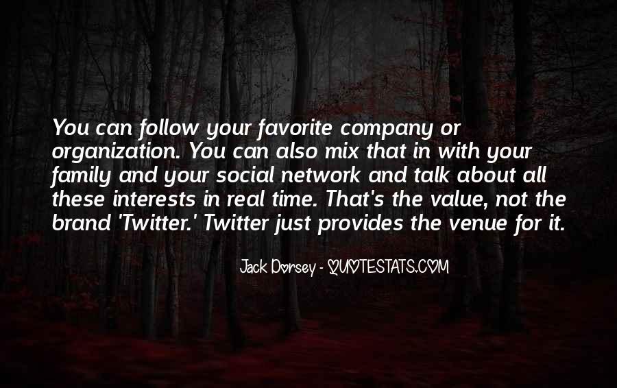 Quotes About Venue #390173