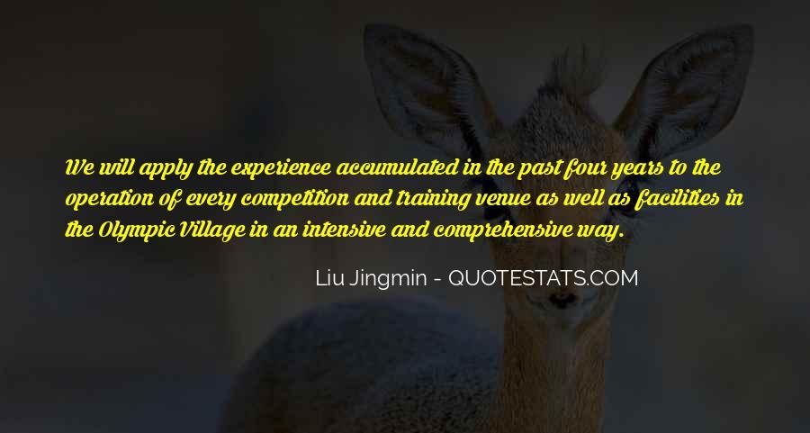 Quotes About Venue #411938