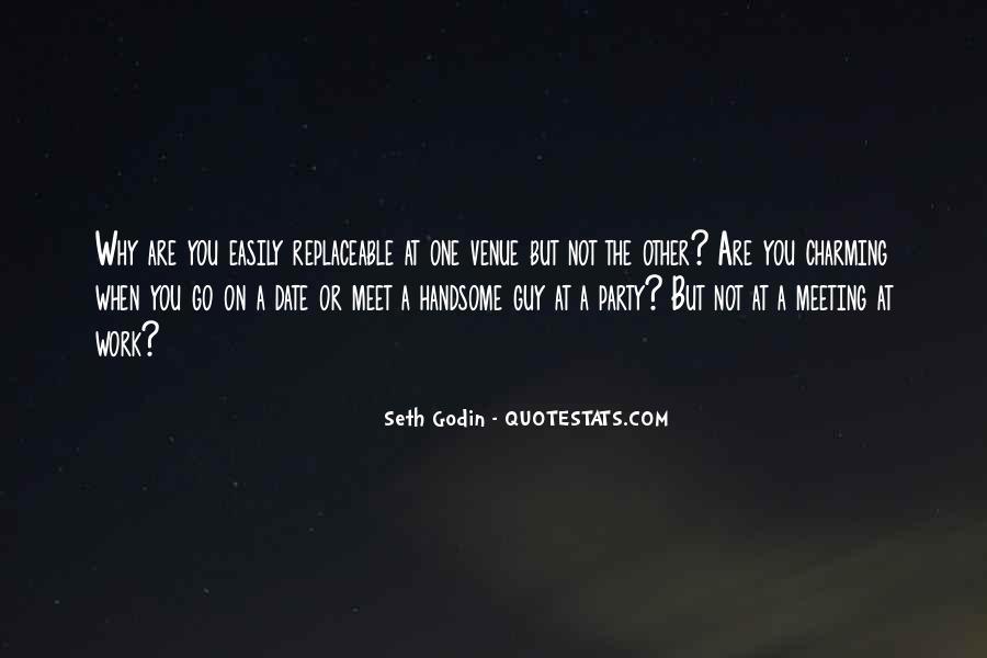 Quotes About Venue #456173
