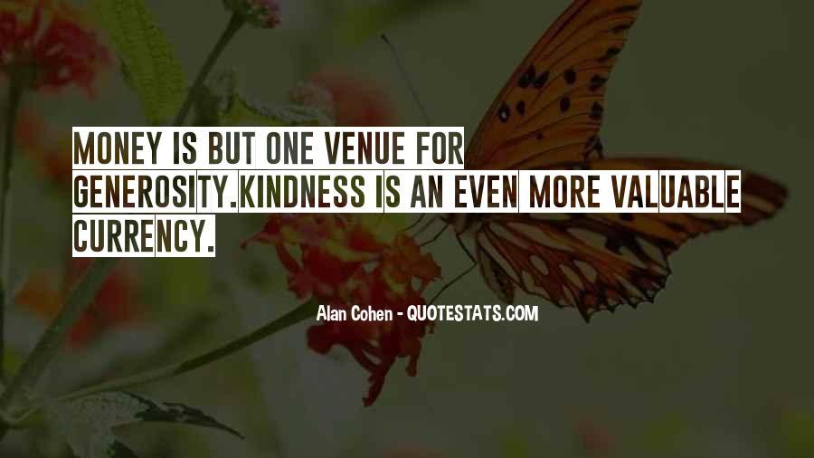 Quotes About Venue #491923