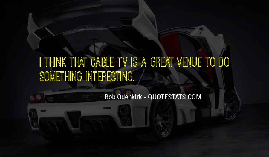 Quotes About Venue #758712