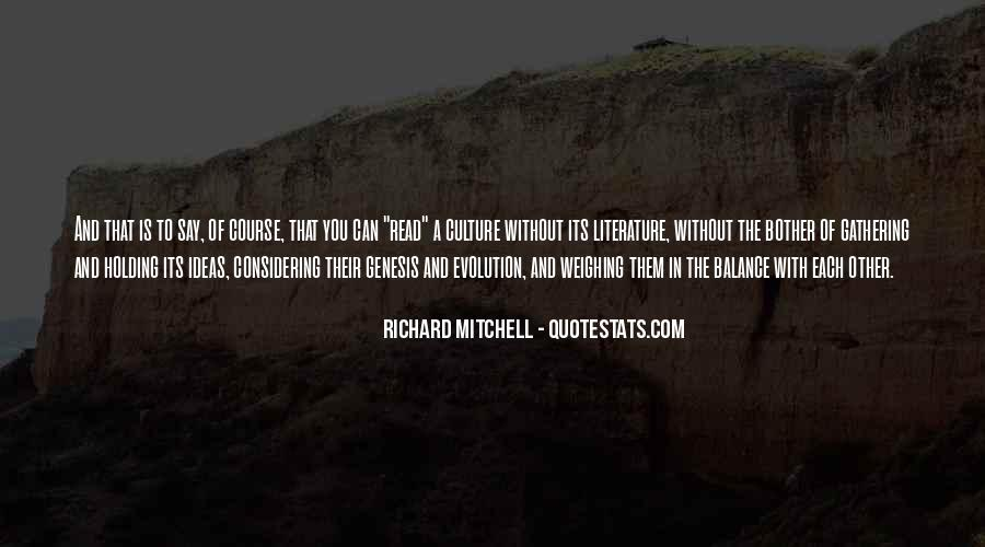 Quotes About Understanding Culture #1077631