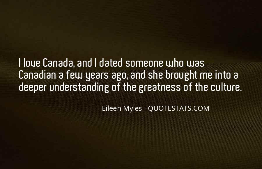 Quotes About Understanding Culture #1106051