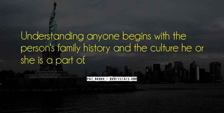 Quotes About Understanding Culture #1128096
