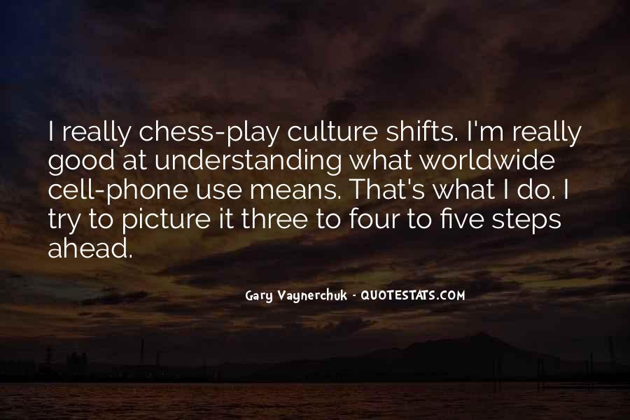 Quotes About Understanding Culture #1196165