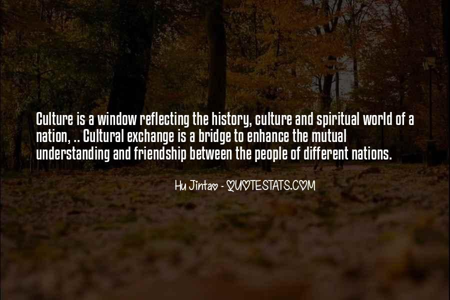 Quotes About Understanding Culture #1214969