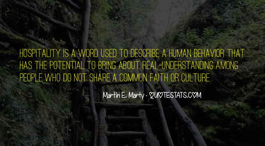 Quotes About Understanding Culture #1372128