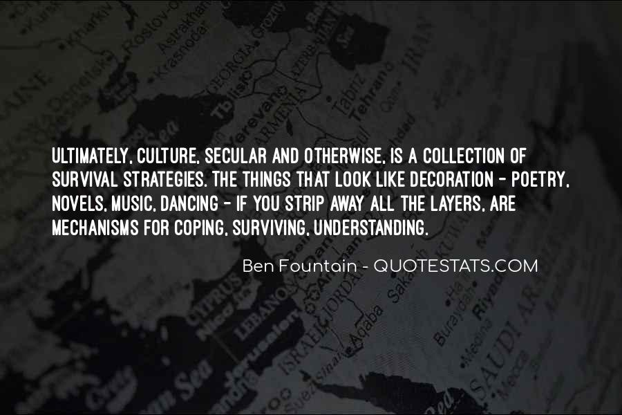 Quotes About Understanding Culture #163629