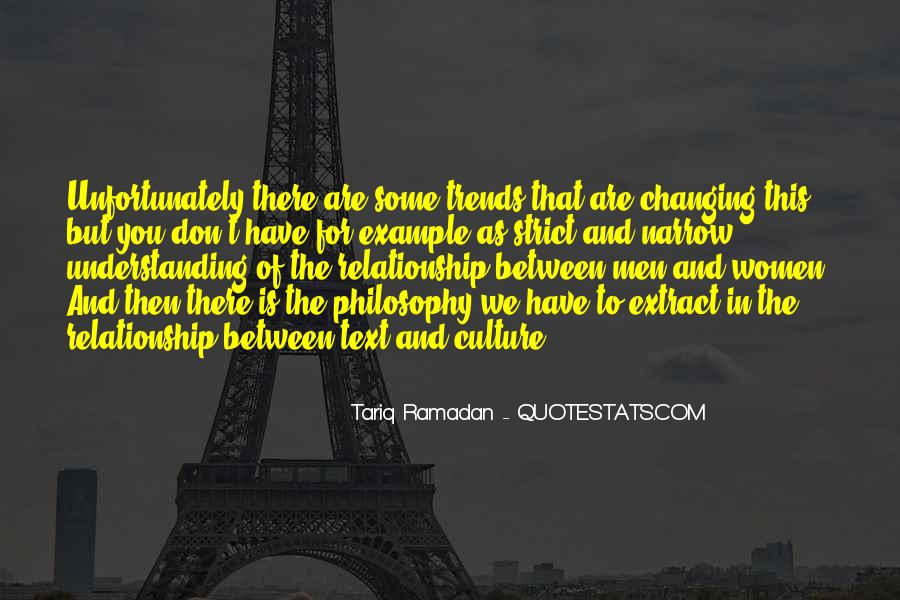 Quotes About Understanding Culture #1833048