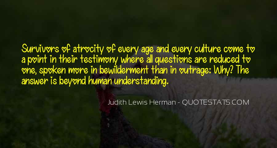 Quotes About Understanding Culture #1864318