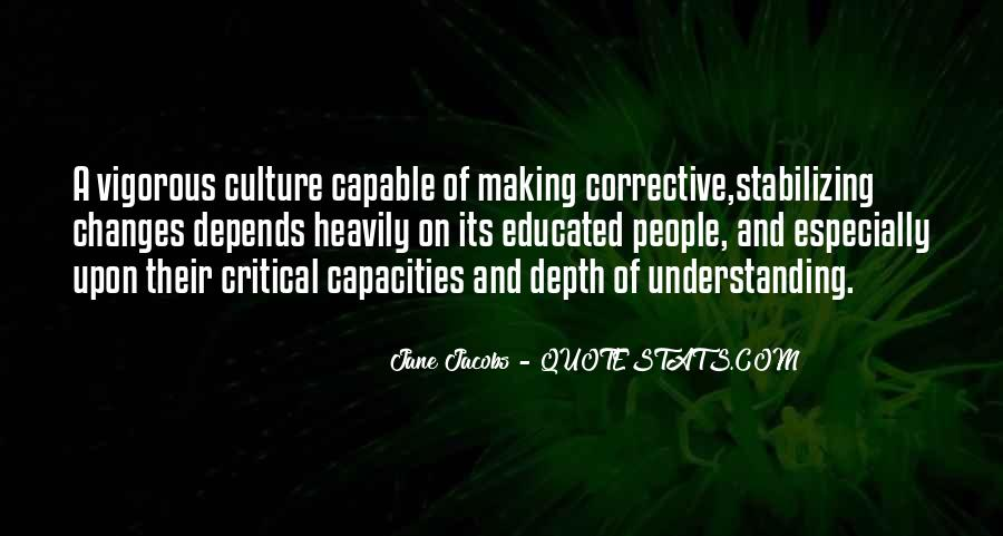 Quotes About Understanding Culture #88145