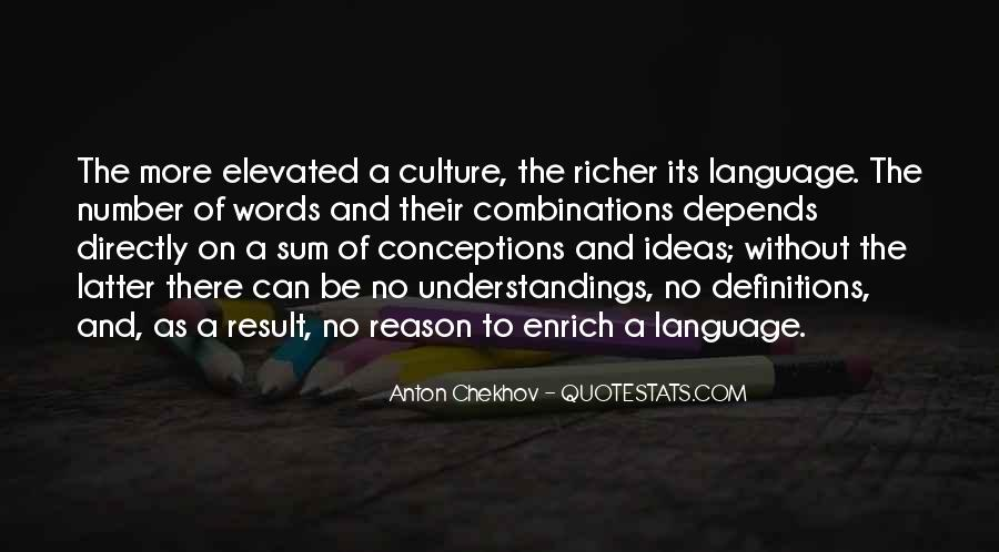 Quotes About Understanding Culture #995723