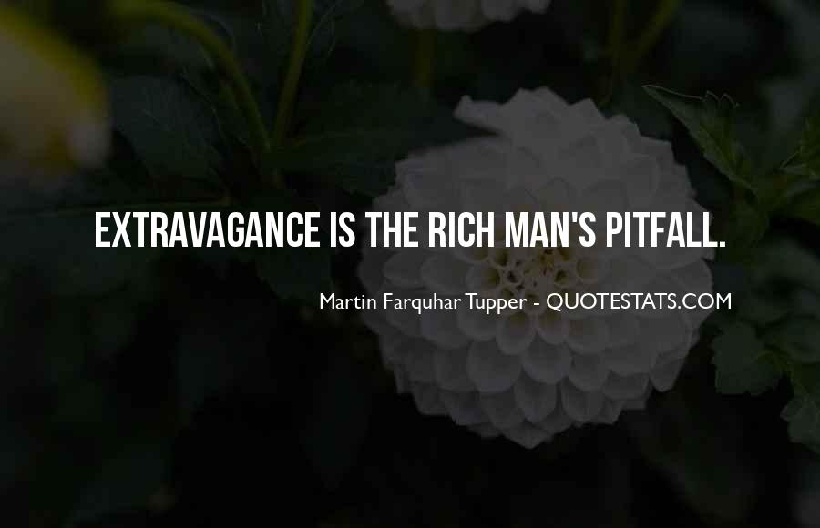 Quotes About Rich Man #100517