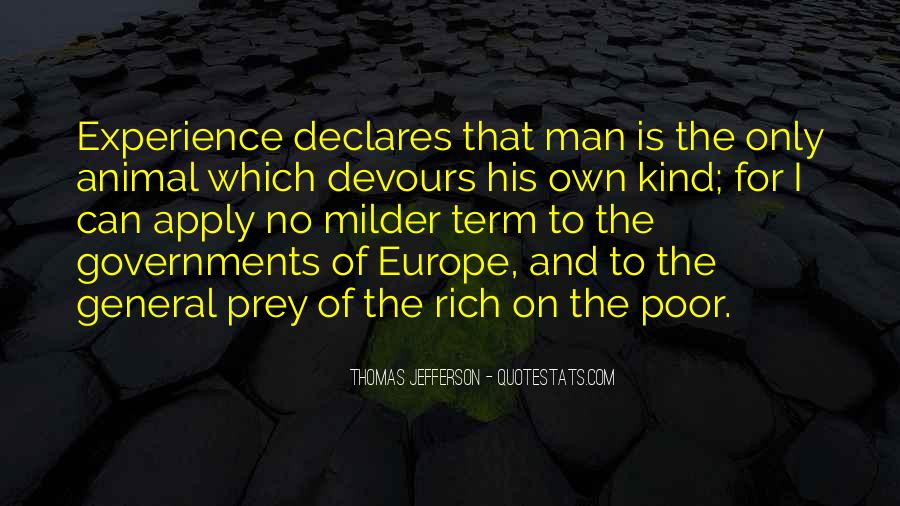 Quotes About Rich Man #101000
