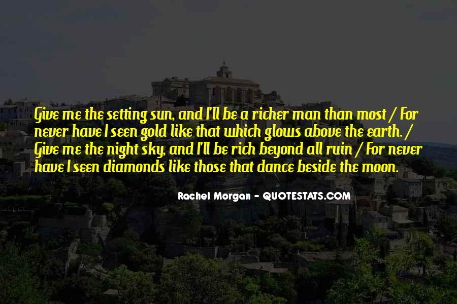 Quotes About Rich Man #103610