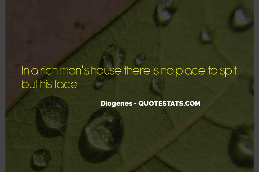 Quotes About Rich Man #104894