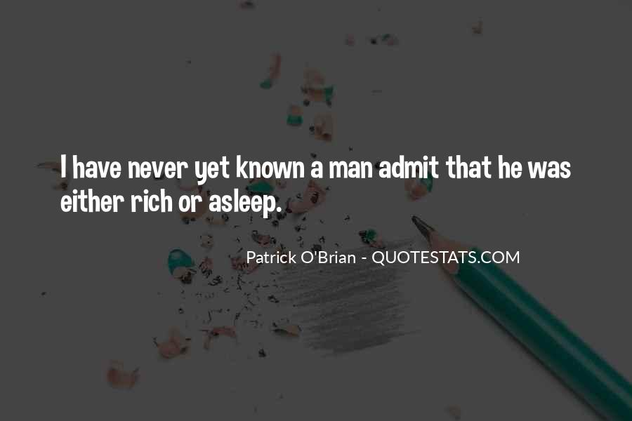 Quotes About Rich Man #121051