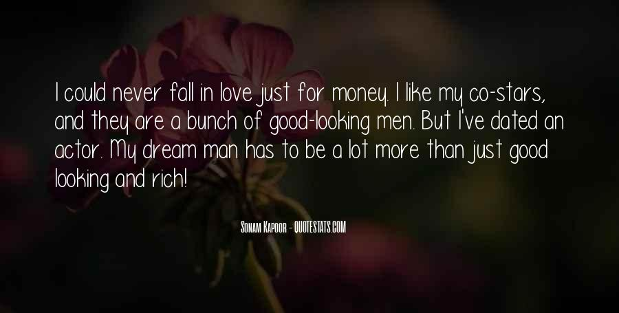 Quotes About Rich Man #134037