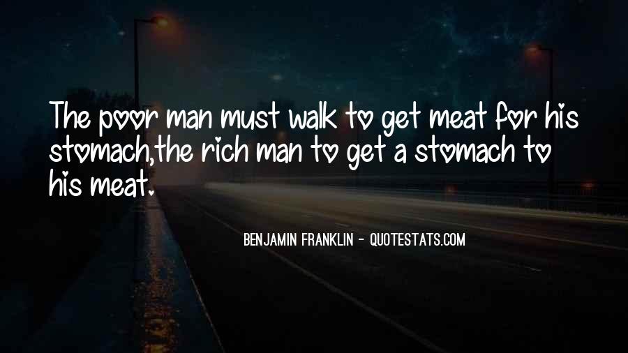 Quotes About Rich Man #193859