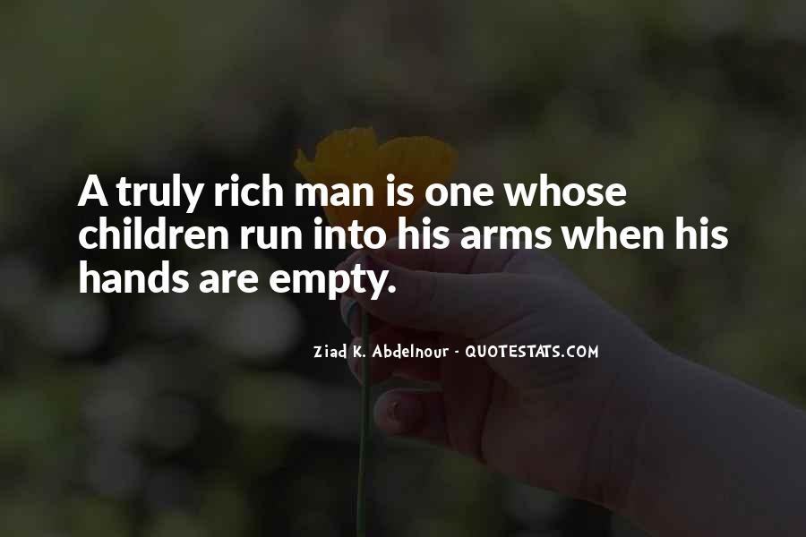 Quotes About Rich Man #212501