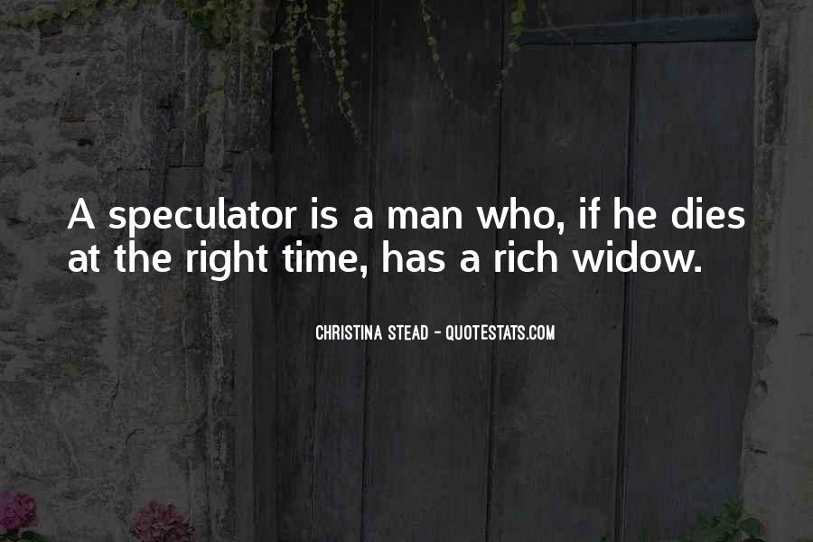 Quotes About Rich Man #227849