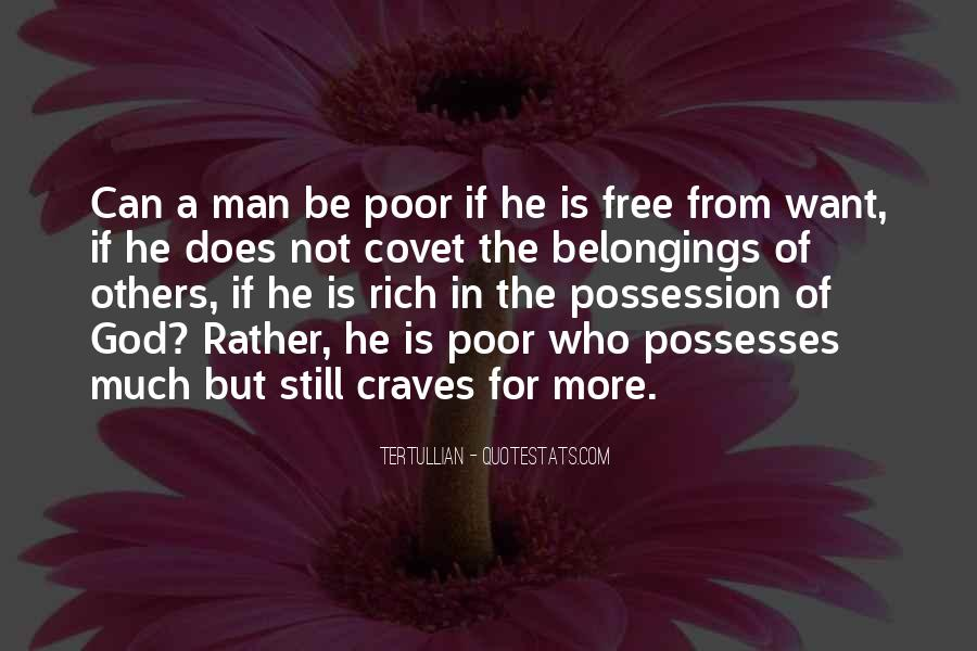 Quotes About Rich Man #229011