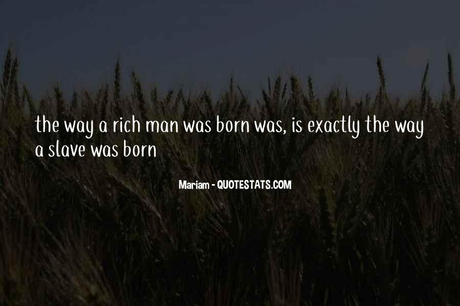 Quotes About Rich Man #44493
