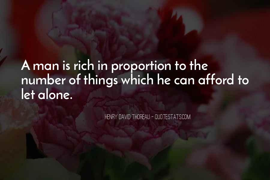 Quotes About Rich Man #6061