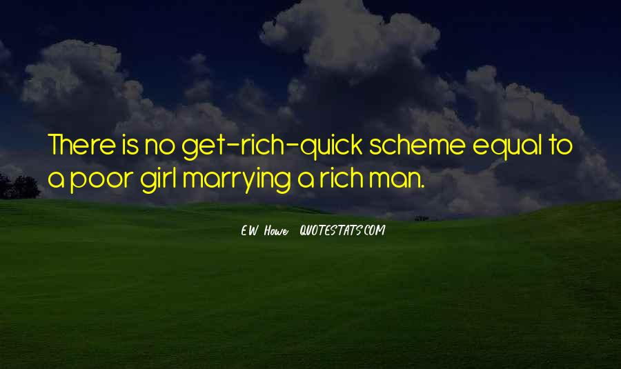 Quotes About Rich Man #67996